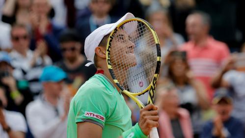 DIRECT. Roland-Garros/3e tour : l'invité surprise Antoine Hoang peut-il faire tomber Gaël Monfils ? Regardez le duel 100% tricolore