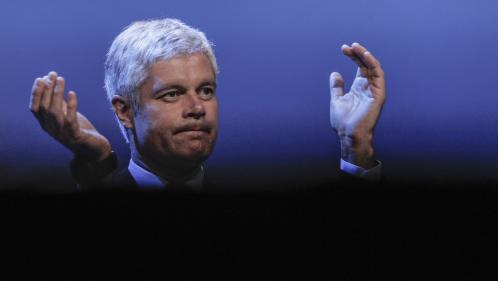 Sondage négatif, départs, risque de scission... Comment Laurent Wauquiez a été contraint de quitter la tête des Républicains