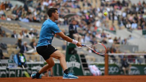 DIRECT. Roland-Garros/3e tour : suivez les matchs de Thiem et de Del Potro