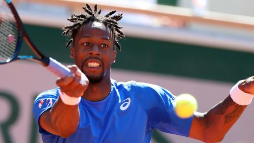 DIRECT. Roland-Garros/3e tour : Gaël Monfils remporte facilement son premier set face à Antoine Hoang