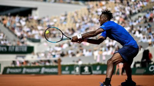 Roland-Garros/3e tour : sans pité, Monfils s'impose en trois sets face à la surprise Hoang