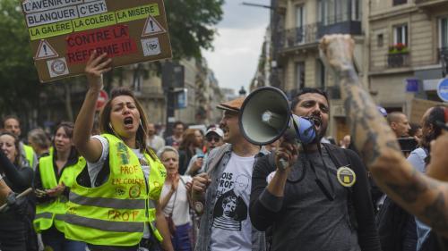 """""""Gilets jaunes"""" : à quoi faut-il s'attendre pour le 29e week-end de mobilisation ?"""