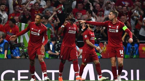 Foot : Liverpool remporte sa sixième Ligue des champions en battant Tottenham au terme d'une pauvre finale (2-0)