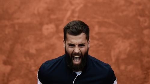 DIRECT. Roland-Garros/8e de finale : Benoît Paire va-t-il créer l'exploit face à Kei Nishikori ?