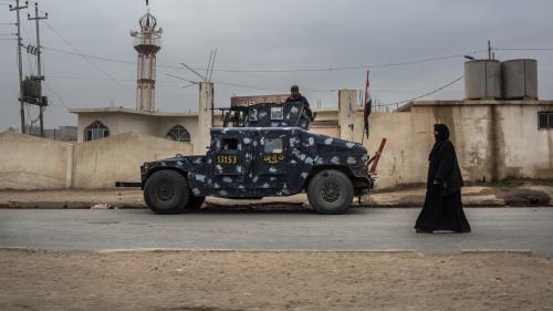 Un huitième Français condamné à mort en Irak pour appartenance au groupe Etat islamique