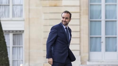 """Sébastien Lecornu appelle les maires de droite à """"quitter Les Républicains"""""""