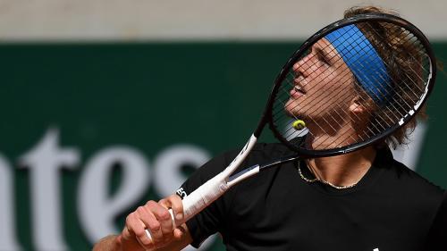 DIRECT. Roland-Garros : Zverev et Fognini se retrouvent sur le Central. Regardez le match entre deux des plus forts caractères du circuit