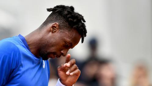 Roland-Garros/8es de finale : Gaël Monfils battu sèchement par Dominic Thiem, il n'y a plus de Français dans le tournoi