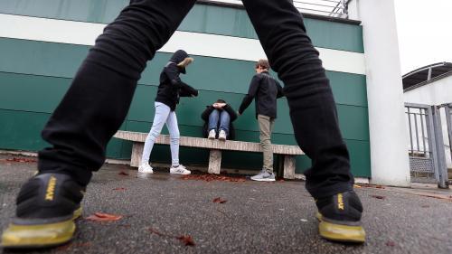 """Harcèlement scolaire: des élèves médiateurs pour """"faire régner la paix"""" dans les cours de récré"""