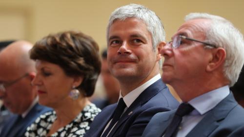 Intérim, nouvelle élection : comment va s'organiser la succession de Laurent Wauquiez à la tête des Républicains ?