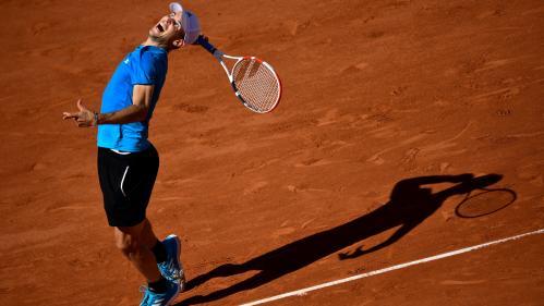 Roland-Garros/8es de finale : Monfils affronte Thiem (qu'il n'a jamais battu) dans le match le plus attendu de la journée