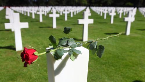 DIRECT. Suivez les cérémonies du 75e anniversaire du Débarquement de Normandie