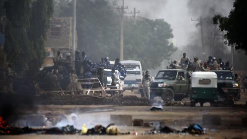 Quatre questions sur la situation au Soudan, où l'armée a commencé à réprimer les manifestations