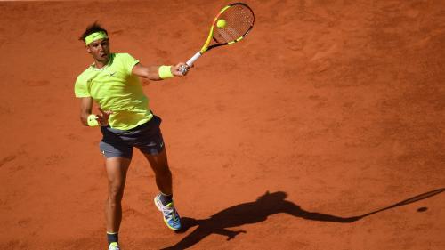 DIRECT. Roland-Garros/Quarts de finale : le temps tourne à l'orage, Nadal et Nishikori rentrent au vestiaire
