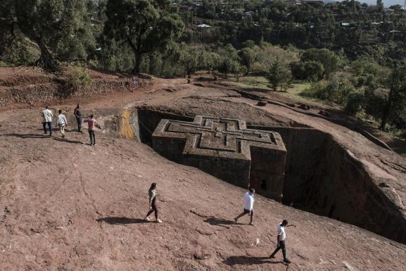 Cultures manuscrites dÉthiopie.
