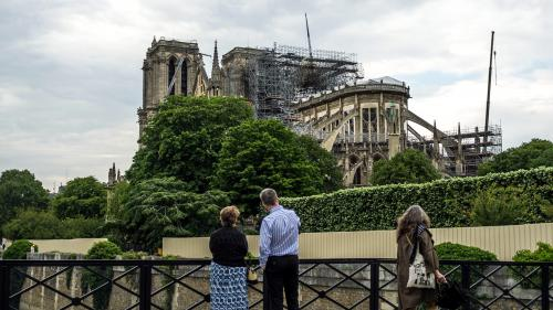 Ce que l'on sait sur la présence de plomb autour de la cathédrale Notre-Dame de Paris