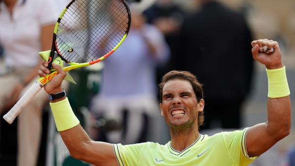 VIDEO. Roland-Garros/Quarts de finale : Rafael Nadal expédie Kei Nishikori et rejoint les demi-finales pour la 12e fois
