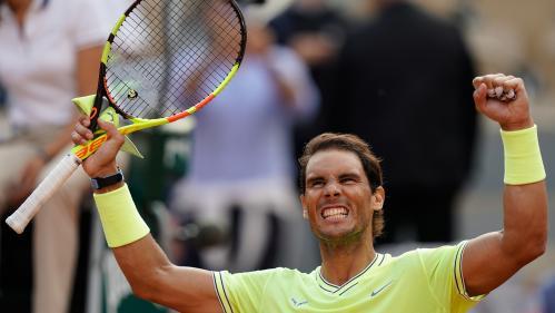 Roland-Garros/Quarts de finale : Rafael Nadal expédie Kei Nishikori et rejoint les demi-finales pour la 12e fois