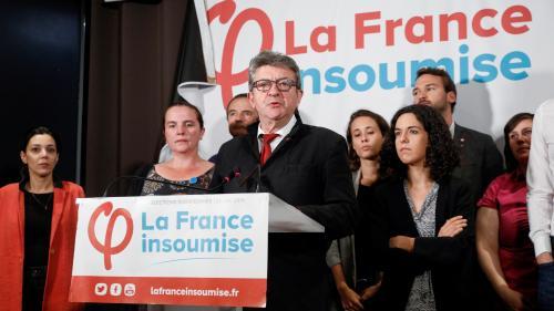 La France insoumise : Mélenchon se met légèrement en retrait et remotive ses troupes