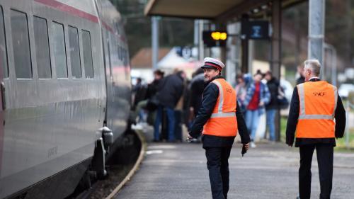 """Un suicide par semaine à la SNCF, les syndicats dénoncent """"un climat social délétère"""""""
