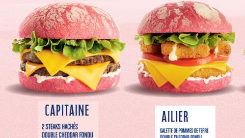 Burgers roses, crampons aiguilles... Quand le marketing autour de la Coupe du monde féminine se met hors-jeu