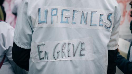Urgences en grève : la police a-t-elle le droit de réquisitionner des médecins qui se sont mis en arrêt-maladie?