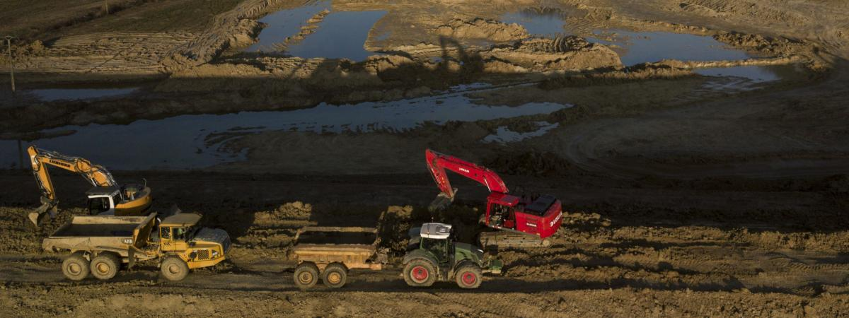 Lot-et-Garonne : une réunion entre les agriculteurs du barrage de Caussade et la préfecture