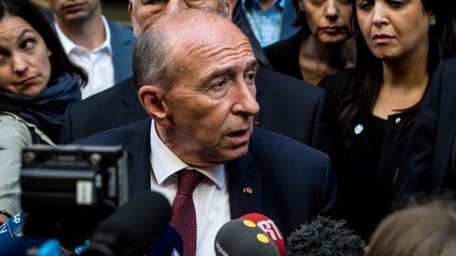 Visé par une enquête préliminaire pour détournement de fonds publics, Gérard Collomb se défend