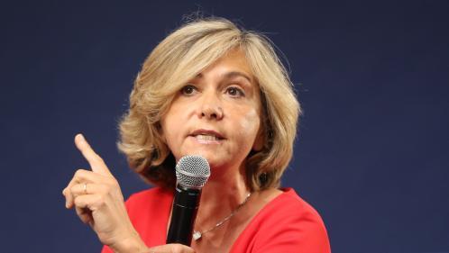 """VIDEO. """"La refondation de la droite doit se faire à l'extérieur du parti"""" : Valérie Pécresse quitte Les Républicains"""