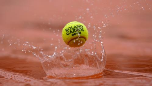 Roland-Garros : tous les matchs repoussés à jeudi… avant d'autres reports à cause de la pluie?