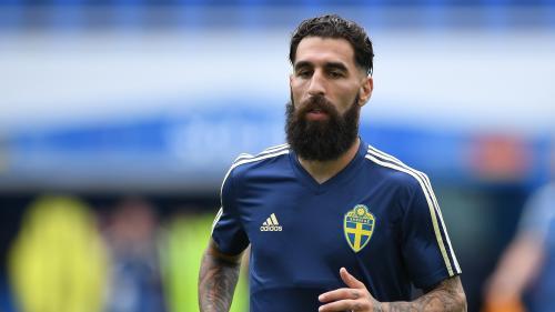 Football : le Suédois Jimmy Durmaz reversera ses primes à l'équipe féminine