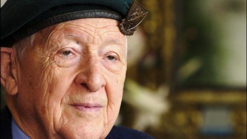 """75e anniversaire du Débarquement : """"Tout le secteur était tenu par les Allemands"""", raconte un Français qui a participé à l'opération"""