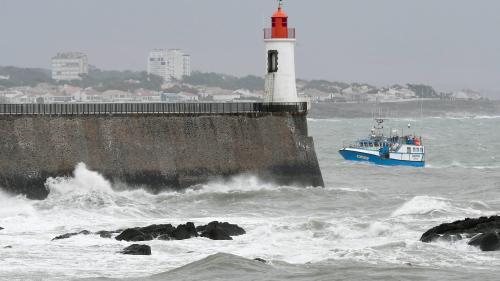 """La tempête Miguel arrive : """"On devrait localement battre des records de rafales de vent pour un mois de juin"""""""