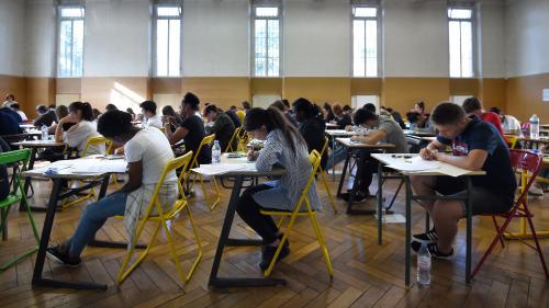 Révisions : dernière ligne droite avant le baccalauréat