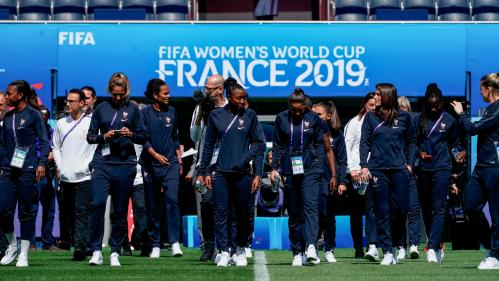 DIRECT. Coupe du monde féminine de football : les Bleues s'apprêtent à faire leurs grands débuts face à la Corée du Sud