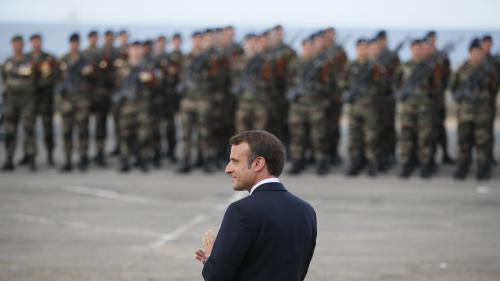 """DIRECT. 75e anniversaire du Débarquement: """"La France s'incline devant ces 177 héros du commando Kieffer"""", regardez l'hommage d'Emmanuel Macron"""