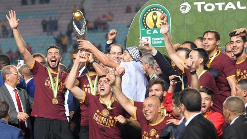 Ligue africaine des champions de football : l'Espérance de Tunis déchue de son titre