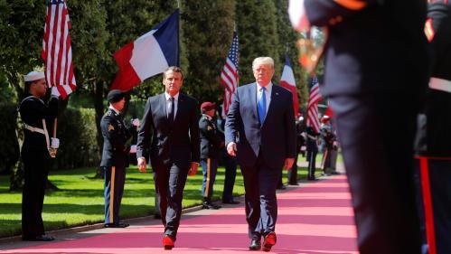 DIRECT. 75e anniversaire du Débarquement: Emmanuel Macron va rendre hommage au commando Kieffer