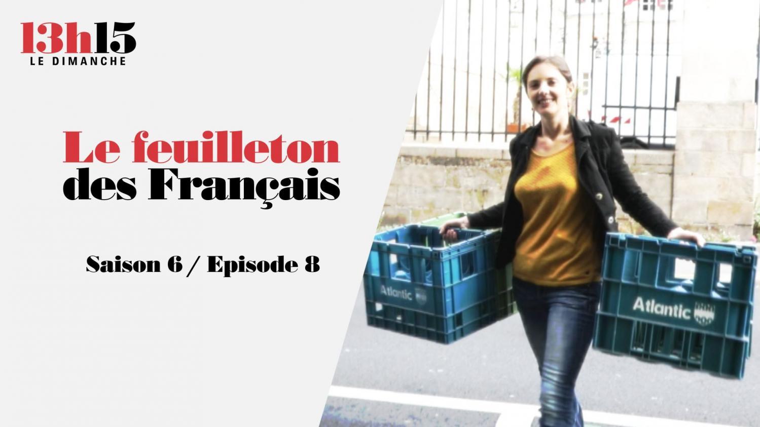 """""""13h15 Le Dimanche"""". Le Feuilleton Des Français > Saison 6"""