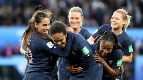 Coupe du monde féminine de foot : les Bleues surclassent la Corée du Sud (4-0) et réussissent leur entrée