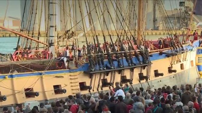Transportez-moi. L'Armada de Rouen 2019