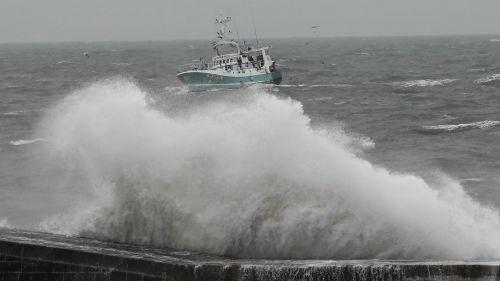 Tempête Miguel : des rafales à 119 km/h sur l'île de Ré ce matin