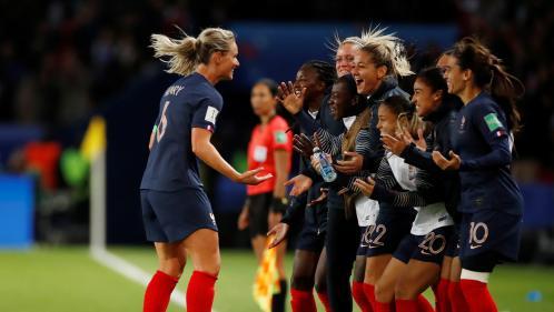 Coupe du monde féminine de foot : ce qu'il faut retenir des brillants débuts des Bleues contre la Corée du Sud (4-0)