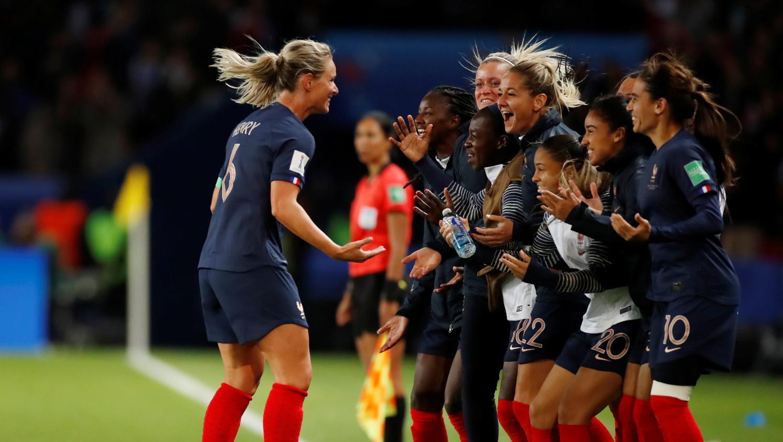 coupe du monde féminine de football 2019 live