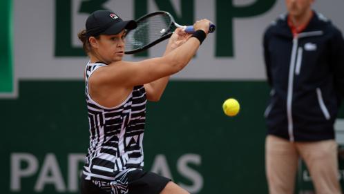 Roland-Garros : l'Australienne Ashleigh Barty surclasse la Tchèque Marketa Vondrousova en deux sets et remporte son premier titre en Grand Chelem