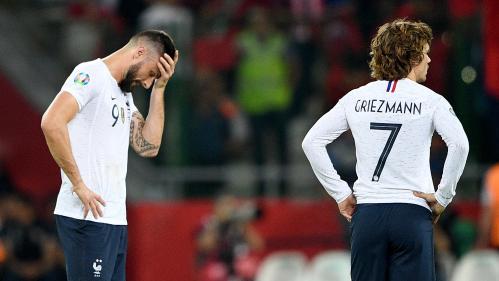 Foot : les Bleus chutent lourdement en Turquie (0-2) lors des qualifications pour l'Euro 2020
