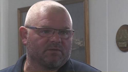 """VIDEO. Naufrage d'un bateau de la SNSM : """"On savait qu'on allait se noyer"""", témoigne David, un sauveteur rescapé"""