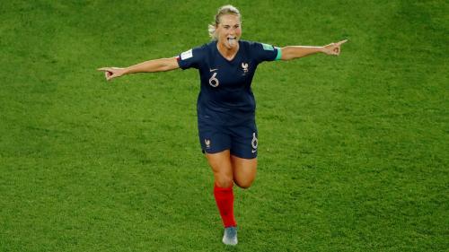 Coupe du monde féminine de foot : près de dix millions téléspectateurs ont regardé la victoire des Bleues contre la Corée du Sud sur TF1