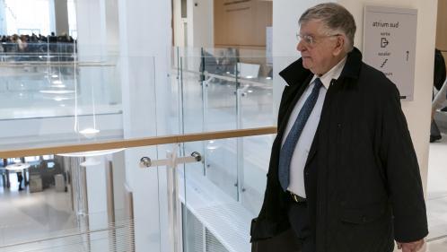 """Au procès France Télécom, Didier Lombard """"pleure"""", mais refuse de reconnaître """"le mal-être généralisé"""""""