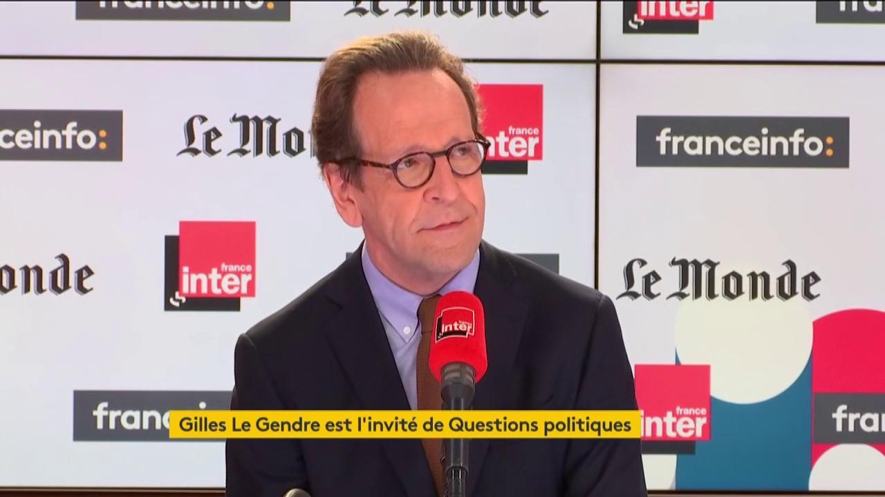 """VIDEO. Yannick Jadot, """"c'est l'écologie à la papa"""", estime Gilles Le Gendre"""